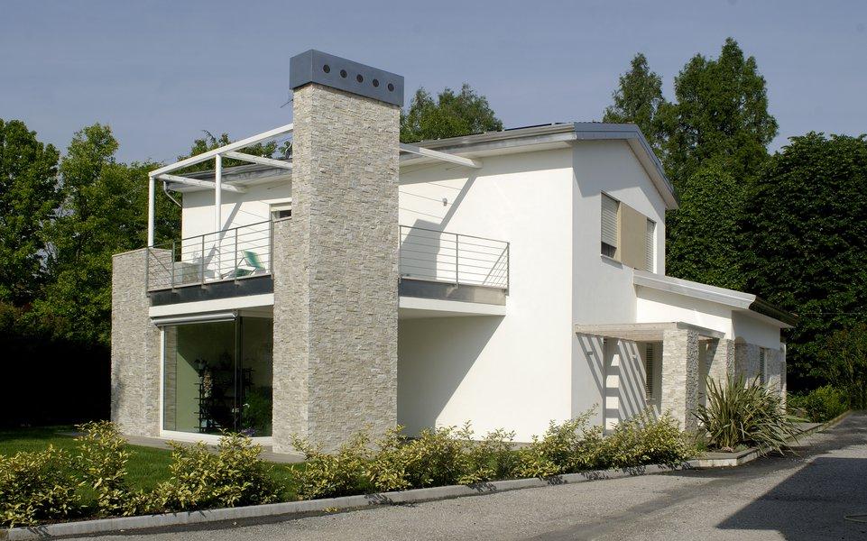 Casa c studio santi for Piani casa su due piani degli anni 60