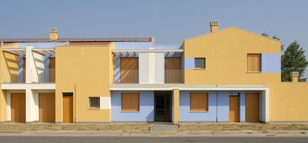 Edificio in Social Housing 6